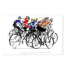 Tour de France Postcards (Package of 8)
