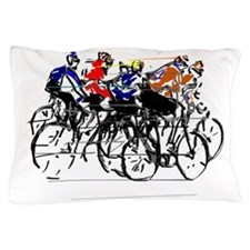 Tour de France Pillow Case