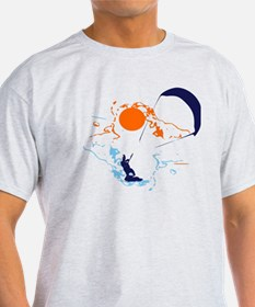 Kite Surfing T-Shirt