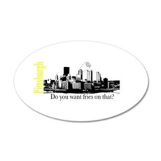 Pittsburgh Wall Decal