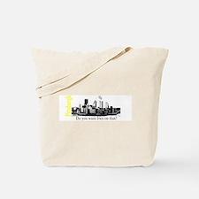 Pittsburgh Tote Bag