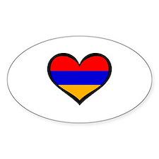 Cute Armenia Decal