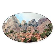 Zion National Park, Utah, USA 5 Decal