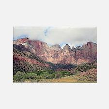 Zion National Park, Utah, USA 10 Rectangle Magnet