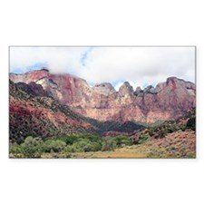 Zion National Park, Utah, USA  Decal