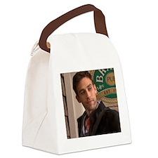 Nick Fallon Canvas Lunch Bag
