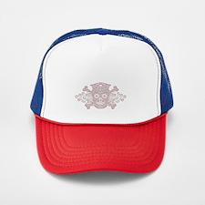 Antique Cut-Out Nurse Trucker Hat