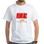Redheads are hot! White T-Shirt