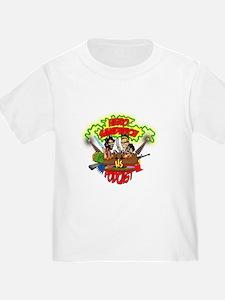 HeroSandwich Podcast Logo T-Shirt