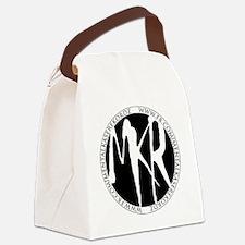 MKR Logo 2 Canvas Lunch Bag