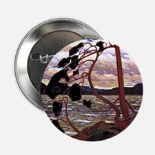 "Tom Thomson - The West Wind 2.25"" Button"