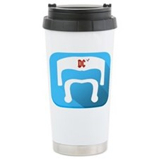 Dragon Clashers Logo Travel Mug