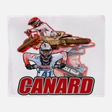 Canard 41 Throw Blanket