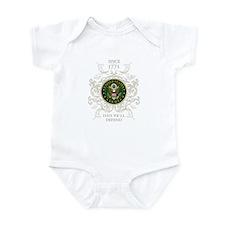 US Army Seal 1775 Infant Bodysuit