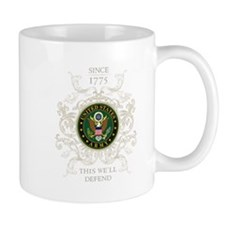 US Army Seal 1775 Mug