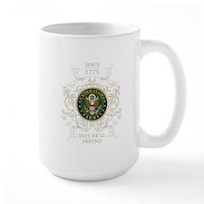 US Army Seal 1775 Mug
