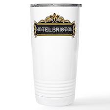 HOTEL BRISTOL Travel Mug