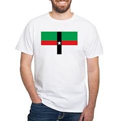 Denison Flag White T-Shirt