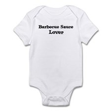 Barbecue Sauce lover Infant Bodysuit
