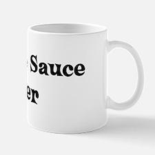 Barbecue Sauce lover Mug