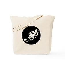 Running Sneaker Tote Bag
