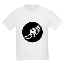 Running Sneaker T-Shirt