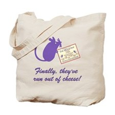 The Cheesey Tote Bag