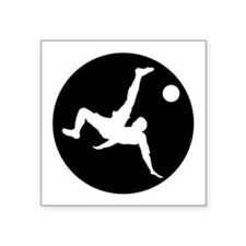 Soccer Bicycle Kick Sticker