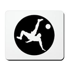Soccer Bicycle Kick Mousepad