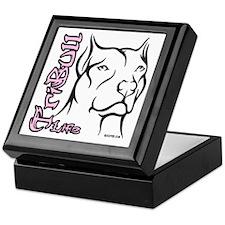 Tribull Life 'Pink' Keepsake Box