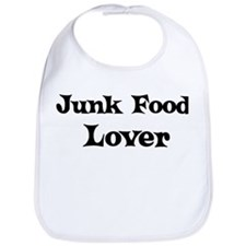 Junk Food lover Bib