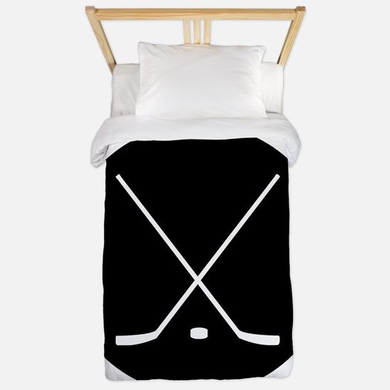Hockey Sticks Twin Duvet