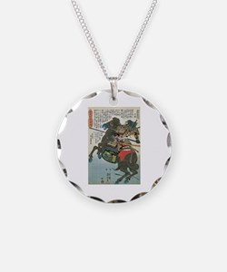 Samurai Haigo Gozaemon Hisam Necklace
