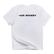 Air Hockey Hashtag Infant T-Shirt