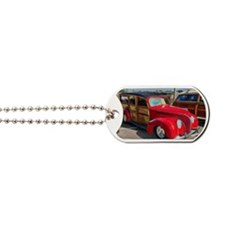 Vintage Classic Woody Dog Tags