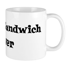 Baloney Sandwich lover Mug