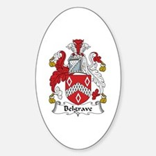 Belgrave Oval Decal