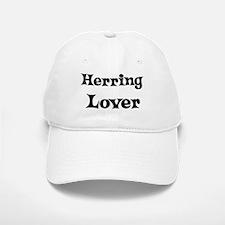 Herring lover Baseball Baseball Cap