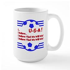 I BELIEVE... Mugs
