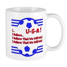 I BELIEVE... Mugs