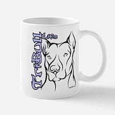 Tribull Life 'Blue' Mug