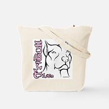 Tribull Life 'Blue' Tote Bag