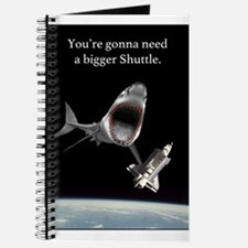 Space Shark! Journal