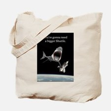 Space Shark! Tote Bag