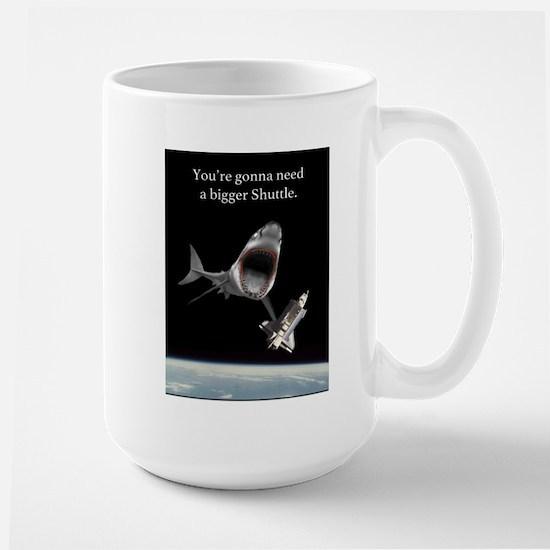 Space Shark! Mugs