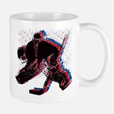 Hockey Goaler Mugs