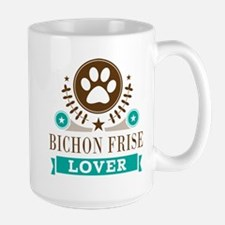 Bichon Frise Dog Lover Mug