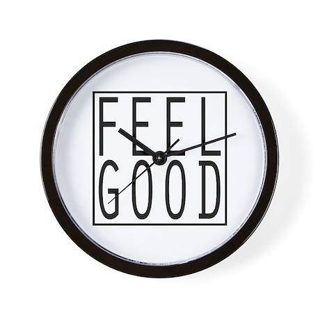 Feel Good Wall Clock
