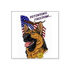 FREEDOM K9 Sticker