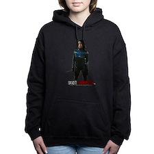Shia'ra Women's Hooded Sweatshirt